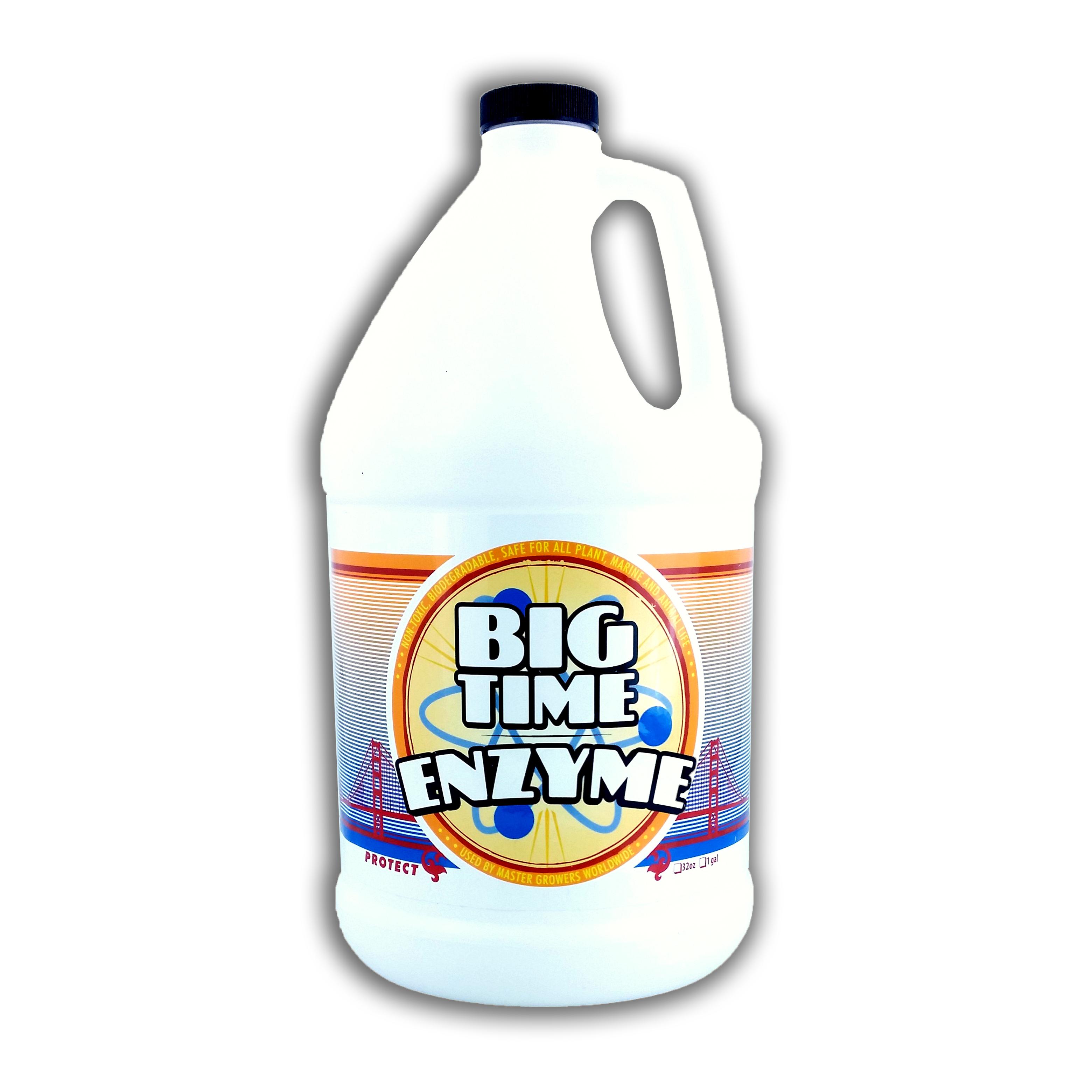 Big Time Enzyme Gallon