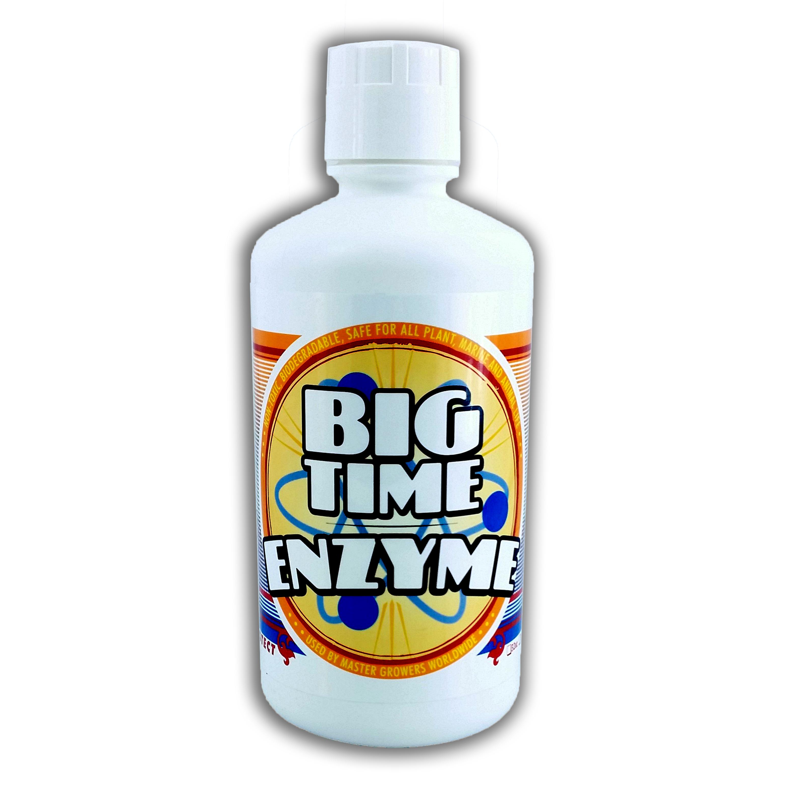 Bigtime Enzyme Quart