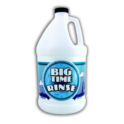 Big Time Rinse Gallon