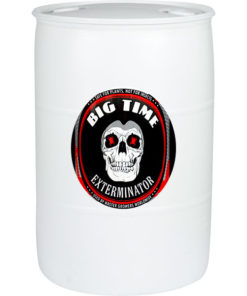 Big Time Exterminator 55 Gallon Drum