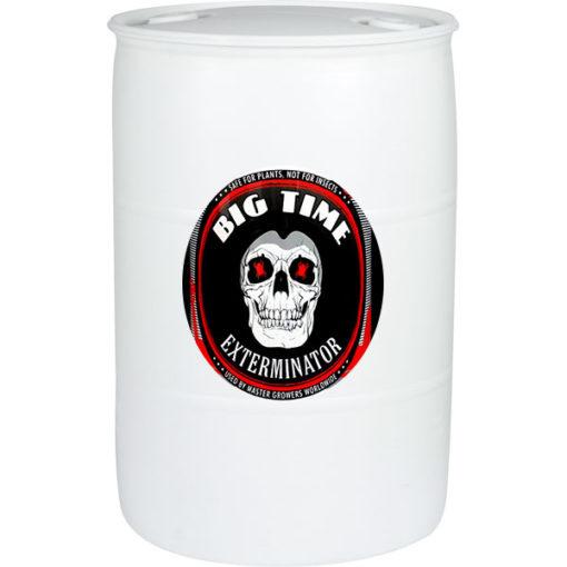 Big Time Exterminator 55 Gallon Drum